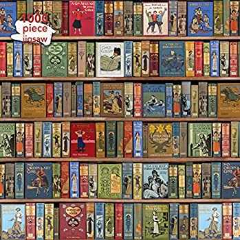 Adult Jigsaw Puzzle Bodleian Library  High Jinks Bookshelves  1000-piece Jigsaw Puzzles  1000-piece jigsaws