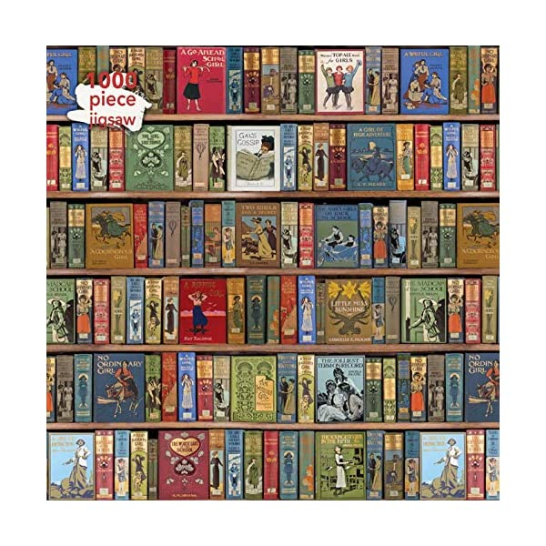 Adult Jigsaw Puzzle Bodleian Library: High Jinks Bookshelves: 1000-piece Jigsaw Puzzles...