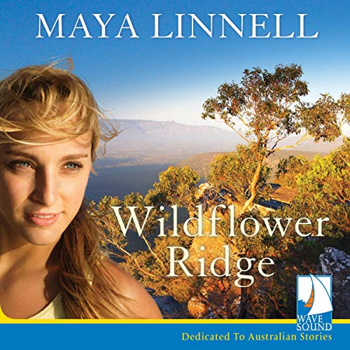 Wildflower Ridge audiobook cover art