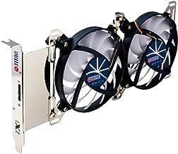 Titan TTC-SC07TZ(RB) - Ventilador de PC (Graphics Card, Ventilador, 9,5 cm, 1000 RPM, 1800 RPM, 15 dB)