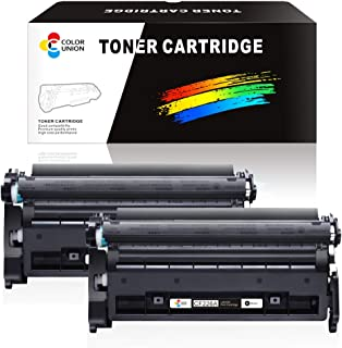 COLORUNION 2 Pack Compatible Toner Cartridge Replacement CF226A 26A Toner for HP Printer Laserjet Pro M402dn M402dw M402n MFP M426fdn M426fdw Printer