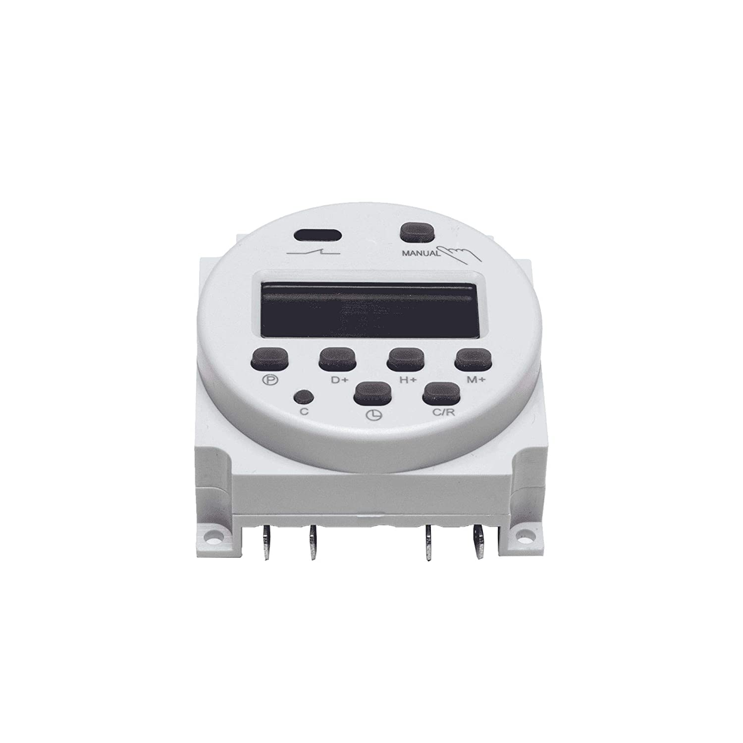 Digital Programmable Tucson Mall Timer Switch 12VDC 16A - Mail order