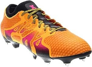 adidas Mens X 15+ Primeknit Sg Soccer Athletic Cleats,