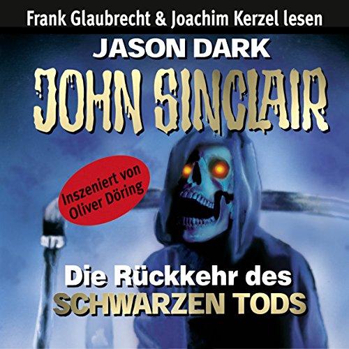 Die Rückkehr des Schwarzen Tods (John Sinclair) Titelbild