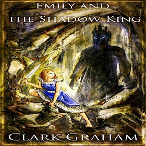 Emily and the Shadow King audiobook cover art