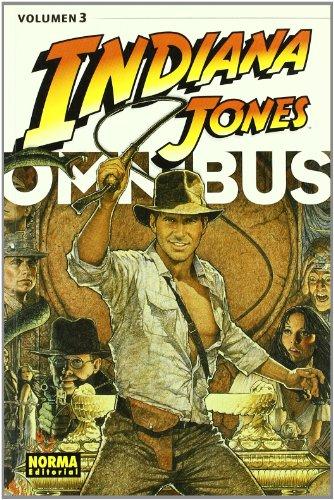 INDIANA JONES OMNIBUS 3 (CÓMIC USA)