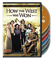 How the West Was Won: Complete Second Season [DVD] [Import]