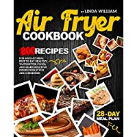 Deals on Air Fryer Cookbook 800 Recipes For An Easy Meal Prep Kindle
