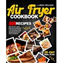 Air Fryer Cookbook: 800 Recipes Kindle eBook