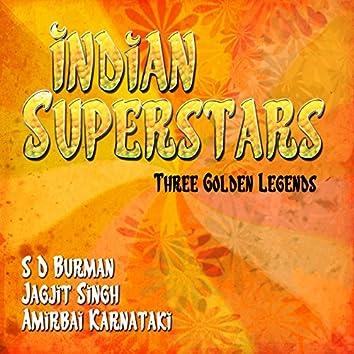 Indian Superstars - Three Golden Legends, Vol. 5
