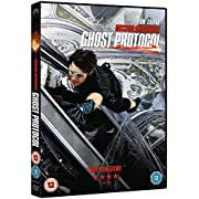 Mission Impossible: Ghost Protocol [DVD]