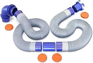 Prest-O-Fit 1-0203 Blueline Ultimate Sewer Kit