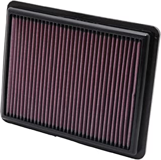 K&N Engine Air Filter: High Performance, Premium, Washable, Replacement Filter: Compatible with 2007-2015 HONDA/ACURA (Crosstour, Accord, Accord Crosstour, TL, TSX) , 33-2403
