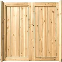 Swinging Doors Cafe Doors, Patio Wood Fence Garden Gate Small Door, Outdoor Fence Fence Gate Indoor Cowboy Door, 20 maten ...