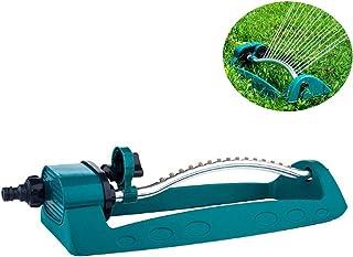 Rectangular Garden Sprinkler, Lawn Sprinkler Oscillating Water Sprinkler Garden Attachment Watering Equipment 15-Holes Spr...