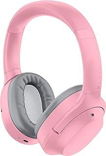 Razer Opus X - Quartz Pink ワイヤレス ゲーミングヘッドセット アクティブノイズキャンセリング搭載(ANC) 60ms 低レイテンシー接続 Bluetooth 5.0 カスタムチューニング 40mm ドライバー マイク...