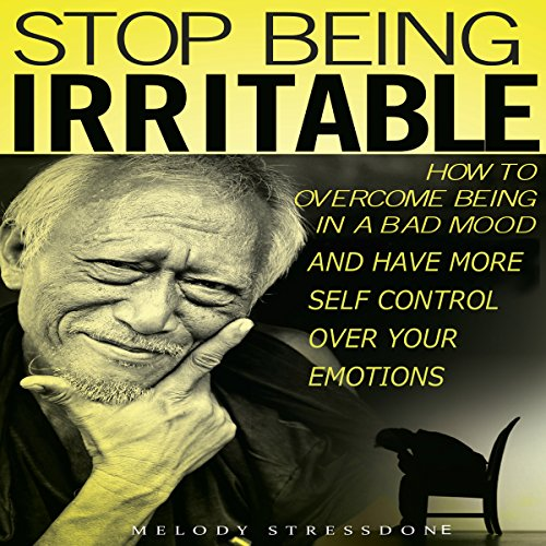Stop Being Irritable audiobook cover art