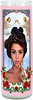 Selena Gomez Prayer Candle