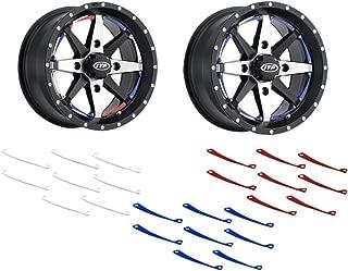 rzr 1000 5 2 offset wheels
