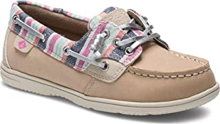 Sperry Kids' Shoresider 3 Eye/Blue Boat Shoe