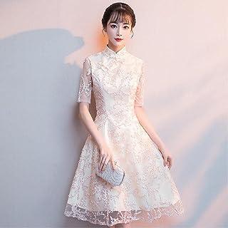 Traditional Chinese Dress Cheongsam Ladies Evening Dress Retro Cheongsam