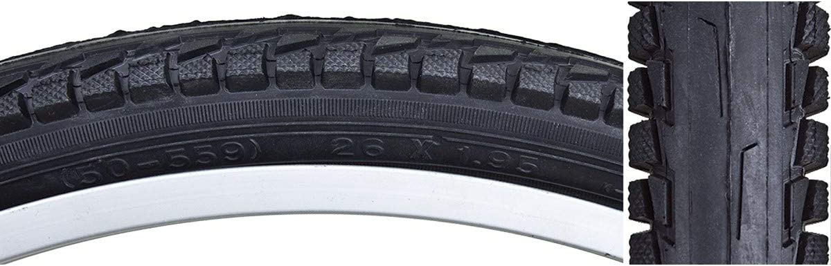 26 X1.50 TIRE 40-559 ONE HIGH QUALITY BLACK  NEW OFF-ROAD TIRE