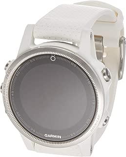 Garmin 010-01685-00  fēnix 5S 42mm Multisport GPS Watch (White with Carrara White Band)