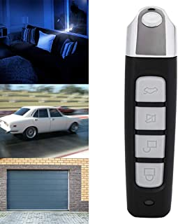 433MHz Garage Door Copy Remote Controller Universal Car Alarm Cloning Duplicator Lock for Home Security