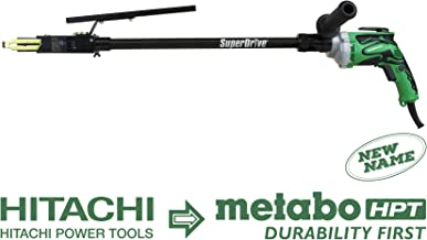 Metabo HPT W6VB3SD2 SuperDrive Screw Driving Tool, Collated Screw Fastening System with 20