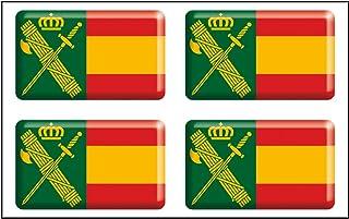 Pegatina Bandera Ondeante Comunidad Valenciana
