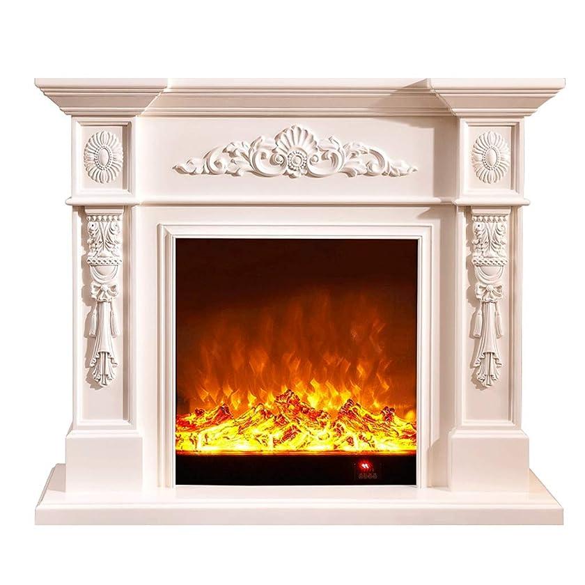 アナロジー賭けお父さんパワー6W、プログラマブルリモコンの表示組み込み電気暖炉を挿入し、リアルな3D炎の影響、