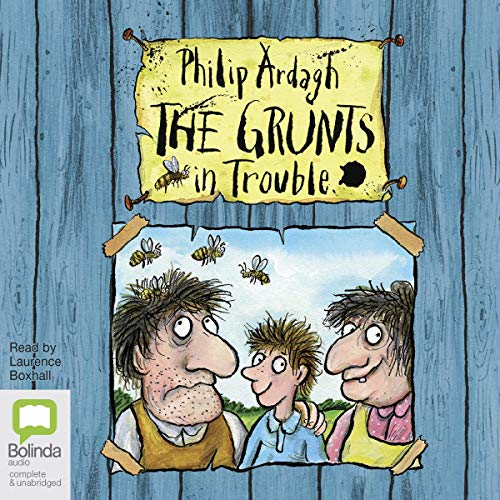 The Grunts in Trouble cover art