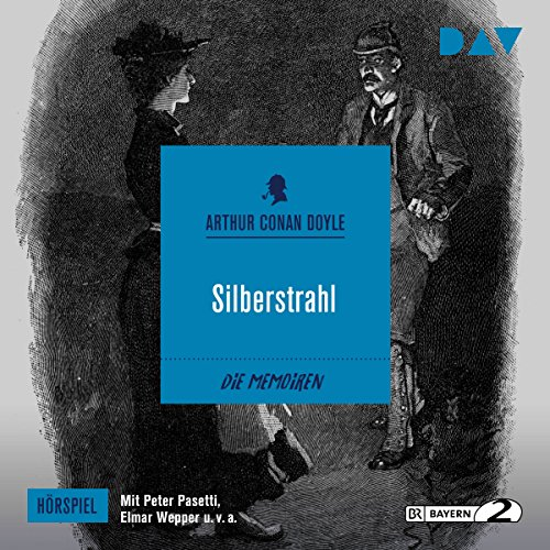 Silberstrahl audiobook cover art