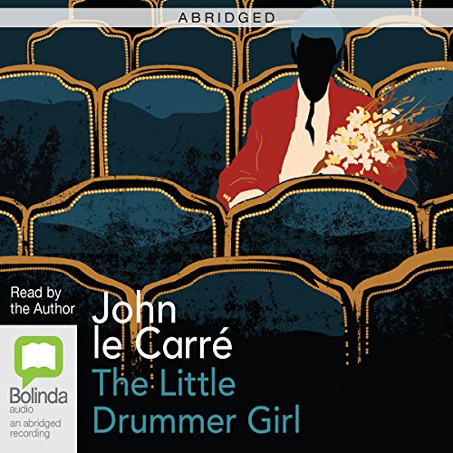 The Little Drummer Girl (Abridged) audiobook cover art