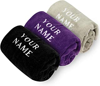 Towels Customized Golf Bag Towel Multi Color with Clip for Golf Yoga Camping Gym (1Pcs)