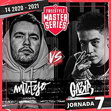 Mr Ego vs Gazir - FMS ESP T4 2020-2021 Jornada 7 (Live)