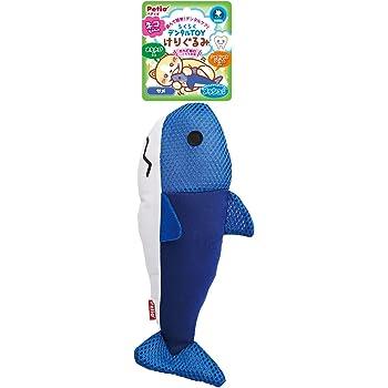 ペティオ (Petio) らくらくデンタルトイ けりぐるみ サメ