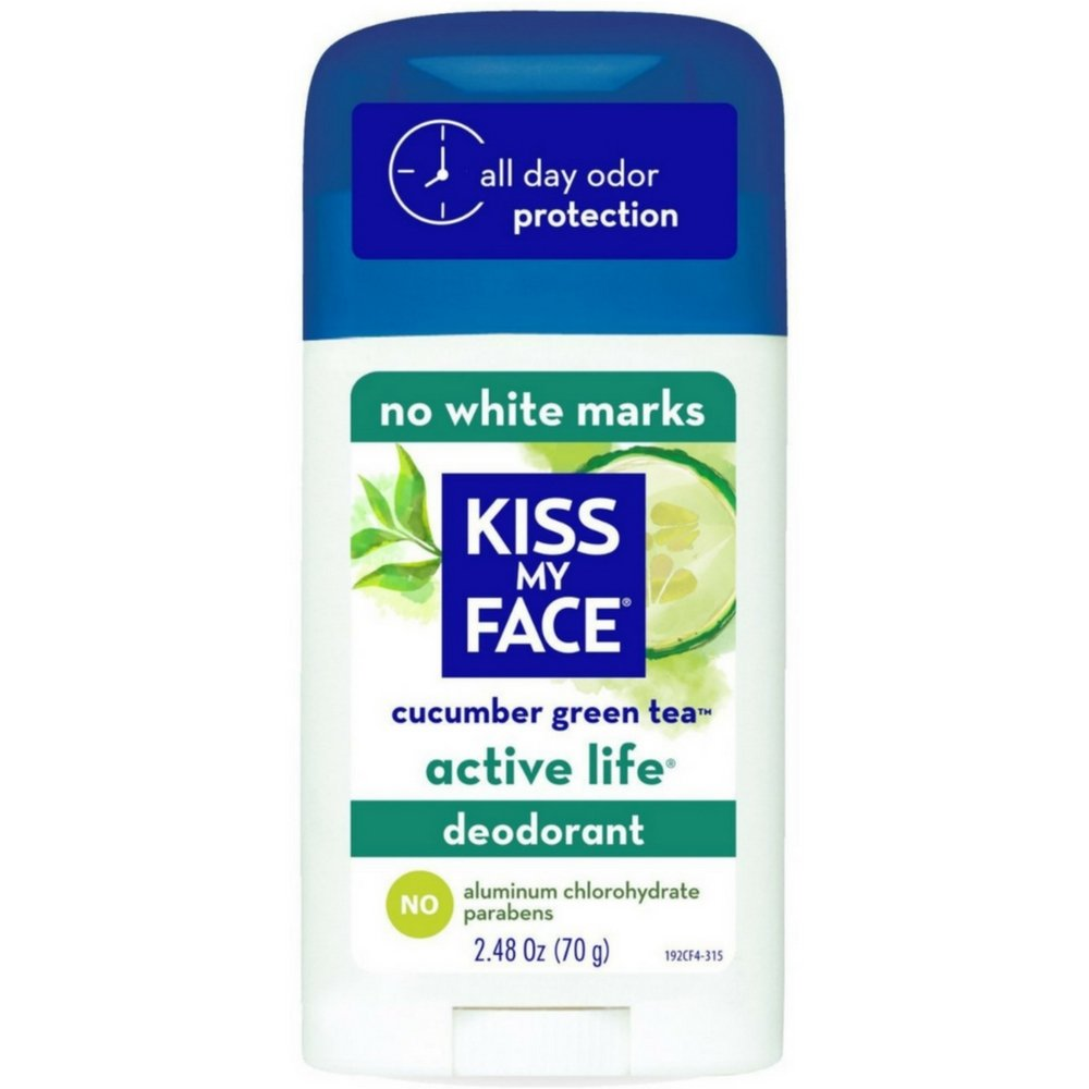 Kiss My Face Al sold out. Active Life Tampa Mall Deodorant Green 2.48 oz Cucumber Tea