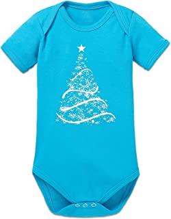 Shirtcity Classic Christmas Tree Baby Strampler by
