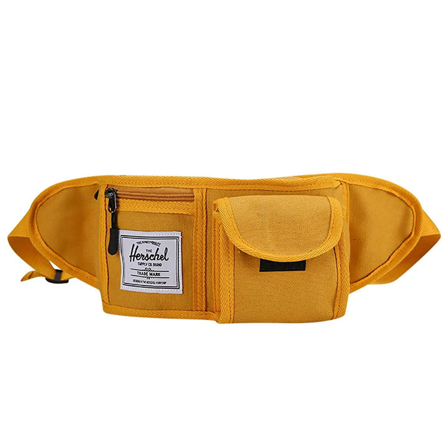 KIM88 Large Capacity Waist Bag Fanny Pack for Men Women Hip Bum Bag for Outdoors Workout Traveling Running Hiking Cycling