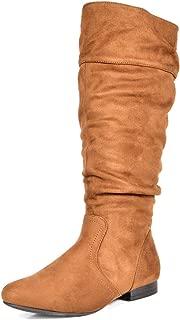 Best high knee boots flat Reviews