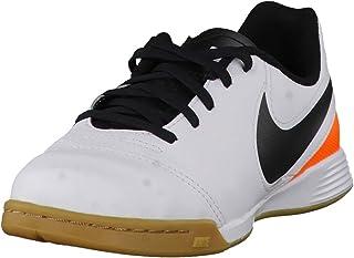 Nike Youth Tiempo Legend VIインドアシューズ[ホワイト] (10?C)