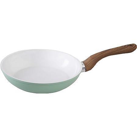 Culinario Bratpfanne Keramikbeschichtung Ø 24cm Grau antihaft Induktion