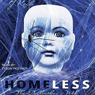 Homeless: The Dollmaker's Web cover art