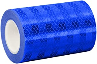 3M 3435 Blue Micro Prismatic Sheeting Reflective Tape, 152mm x 46m (1 Roll)