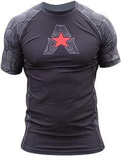 Anthem Athletics New! 10+ Styles HELO-X Short Sleeve Rash Guard Compression Shirt - BJJ, MMA