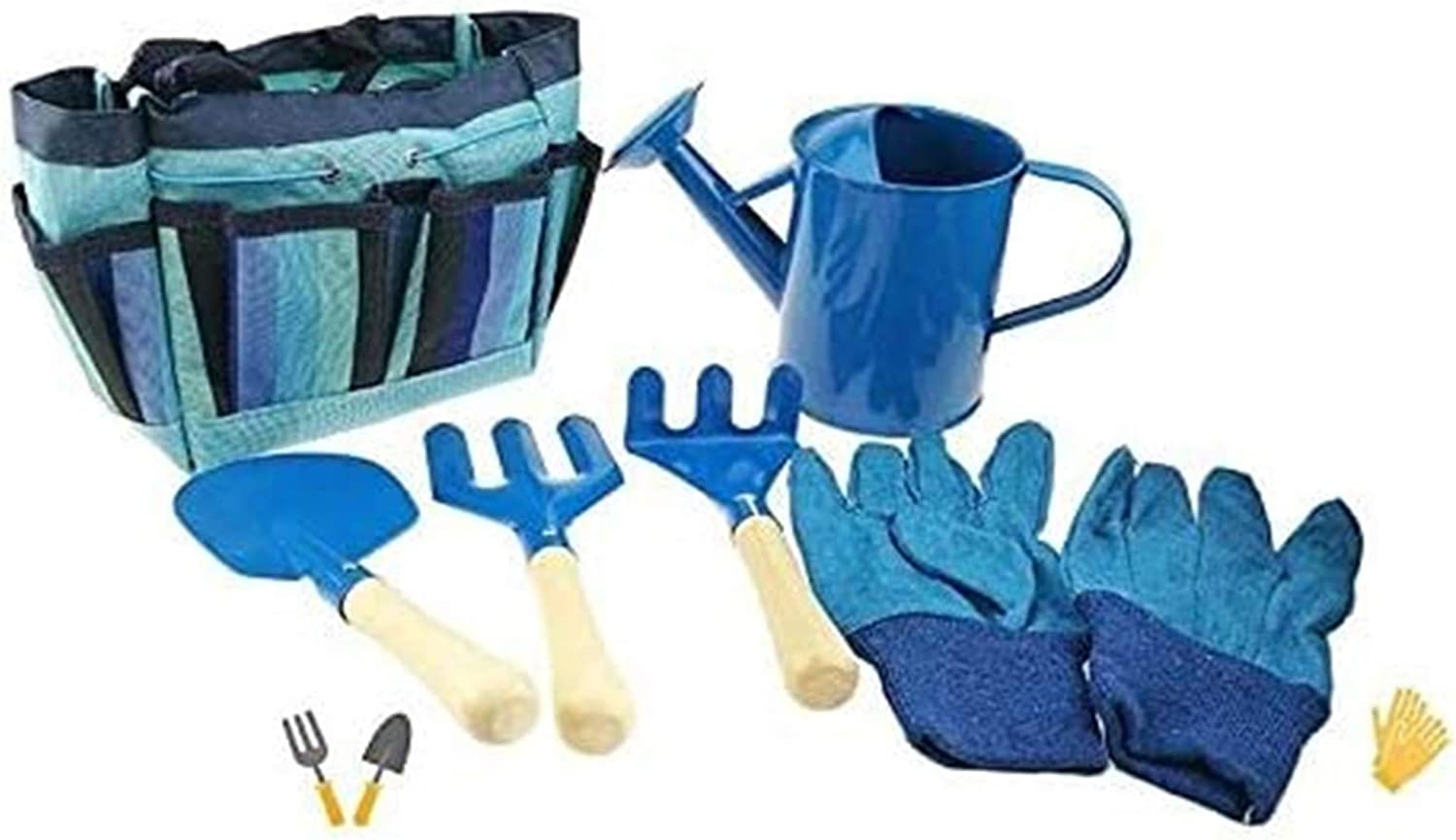 Watering Max 79% OFF Cans Gardening Tool Set Includes Kids Children Glov price for