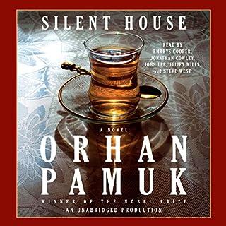 Page de couverture de Silent House
