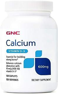 GNC Calcium Plus Vitamn D-3