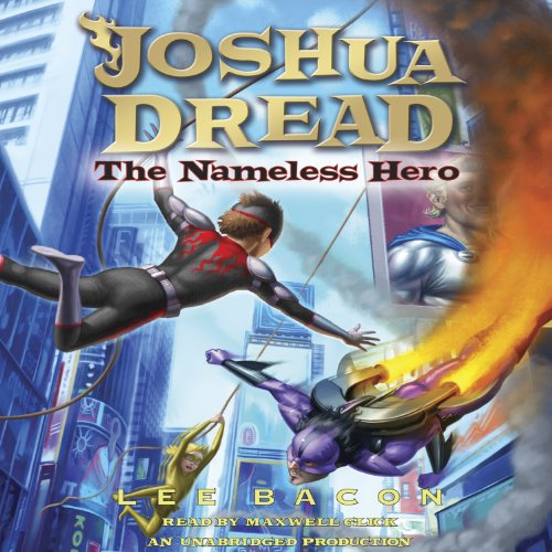 The Nameless Hero audiobook cover art